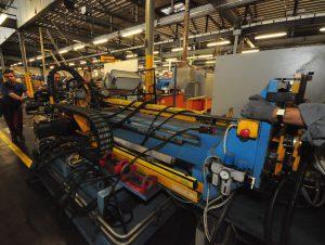 Déplacement de machines industrielles Westaflex NC Déménagement 5
