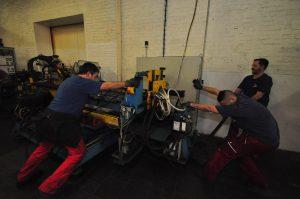 Déplacement de machines industrielles Westaflex NC Déménagement 6