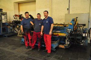 Déplacement de machines industrielles Westaflex NC Déménagement 7