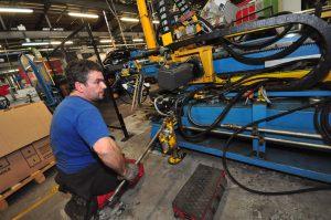 Déplacement machines industrielles Westaflex NC Déménagement 2