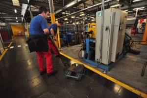 Déplacement de machines industrielles Westaflex NC Déménagement 3