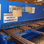 NC Déménagement - Machine Industrielle
