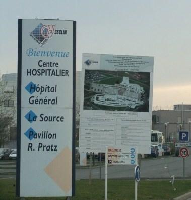 NC Déménagement - Centre Hospitalier Seclin