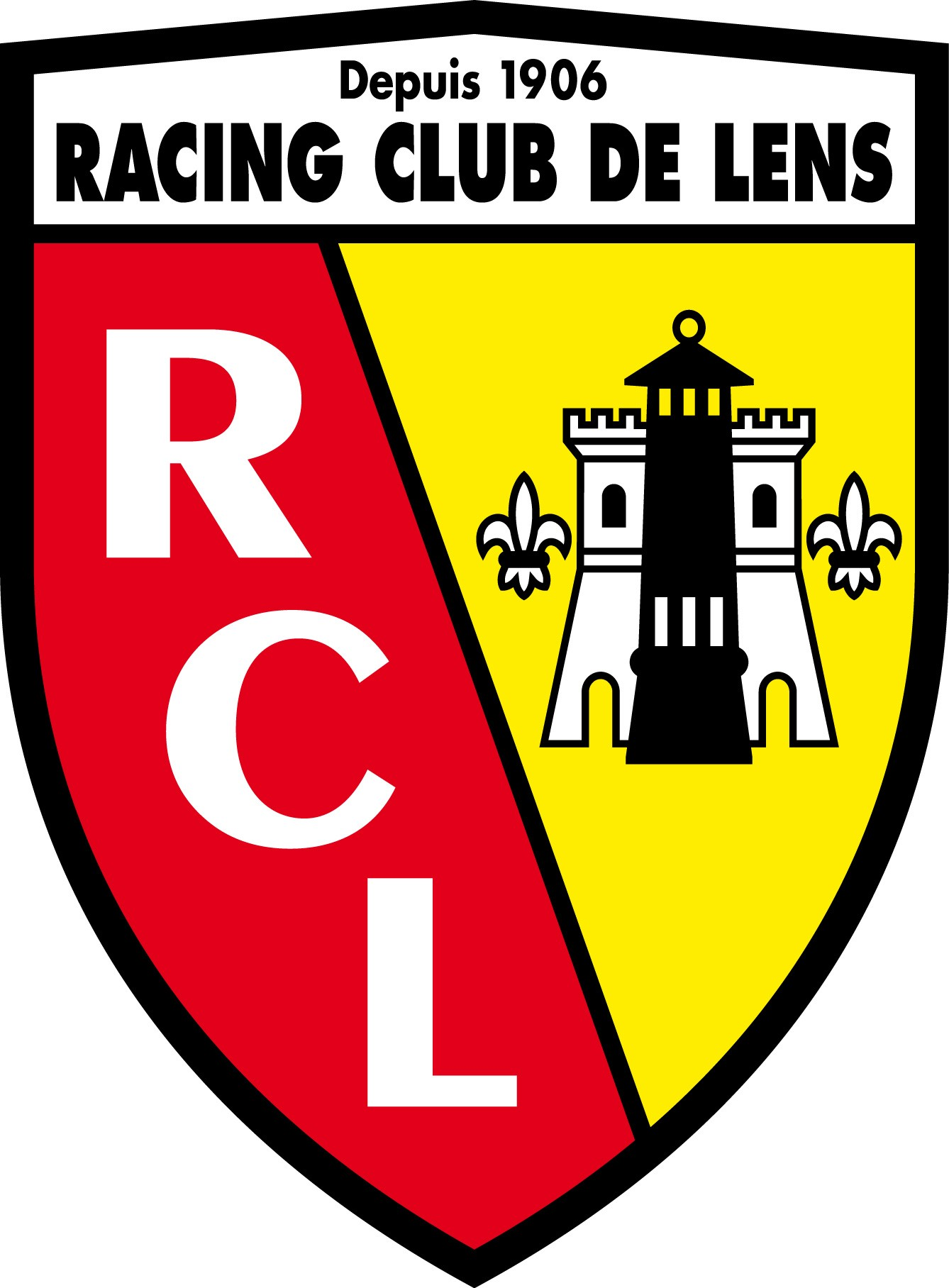 RCL racing club lens transfert demenagement