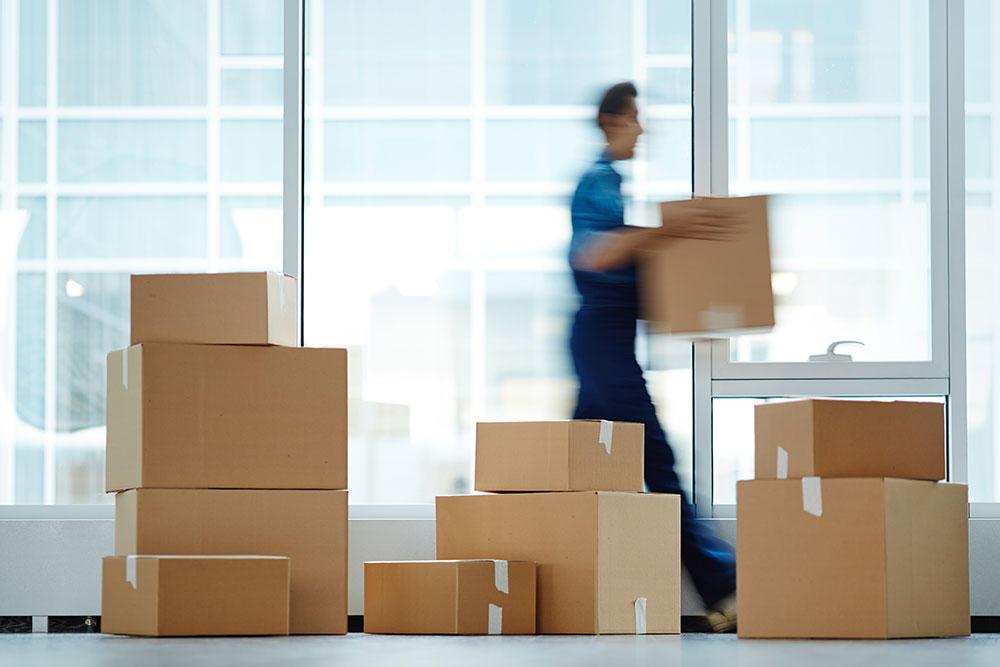 Déménagement administratif d'entreprise