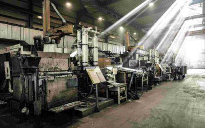 Déménagement de Machine Industrielle