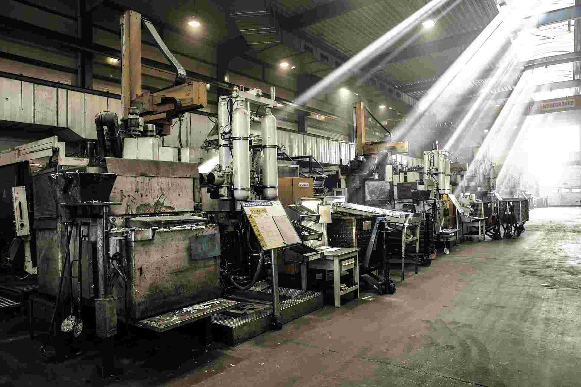 Déménagement industriel