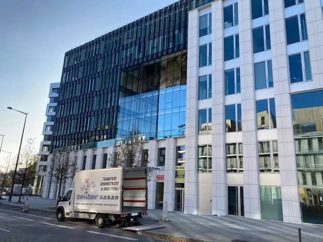 Transfert d'entreprise Partenord Habitat